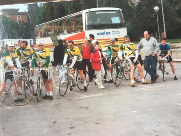 una foto delle prime Sanremo grazie Pinella